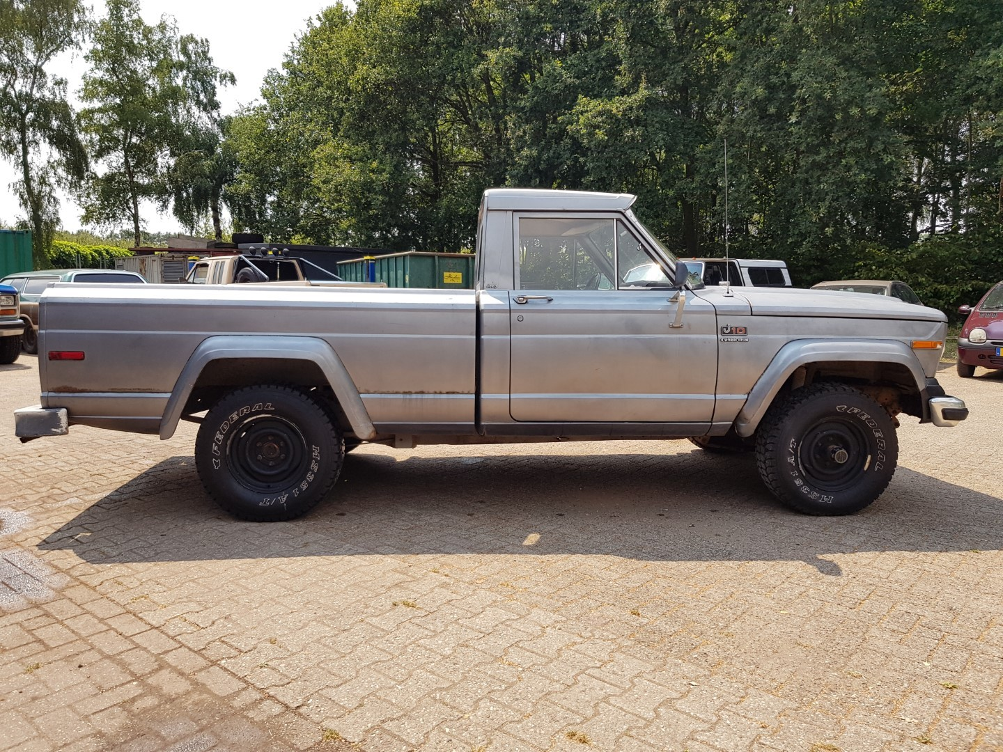1978 Jeep J10 pickup 258ci (13)