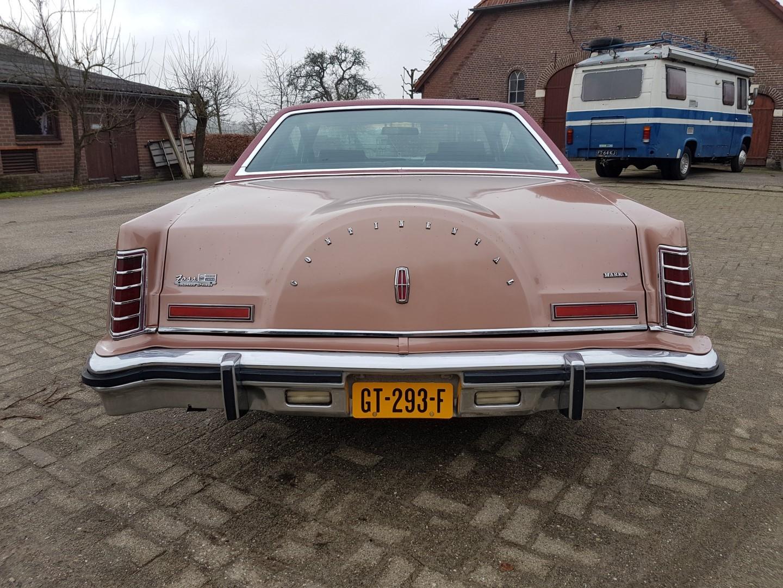 1978 Lincoln Continental Mark V (8)