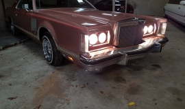 1978 Lincoln Continental Mark V (2)