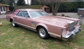 1978 Lincoln Continental Mark V 460ci (2)