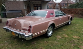 1978 Lincoln Continental Mark V 460ci (3)