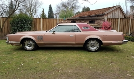 1978 Lincoln Continental Mark V 460ci (6)