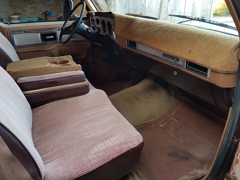 1979 Chevrolet C20 Silverado Camper Special Pickup