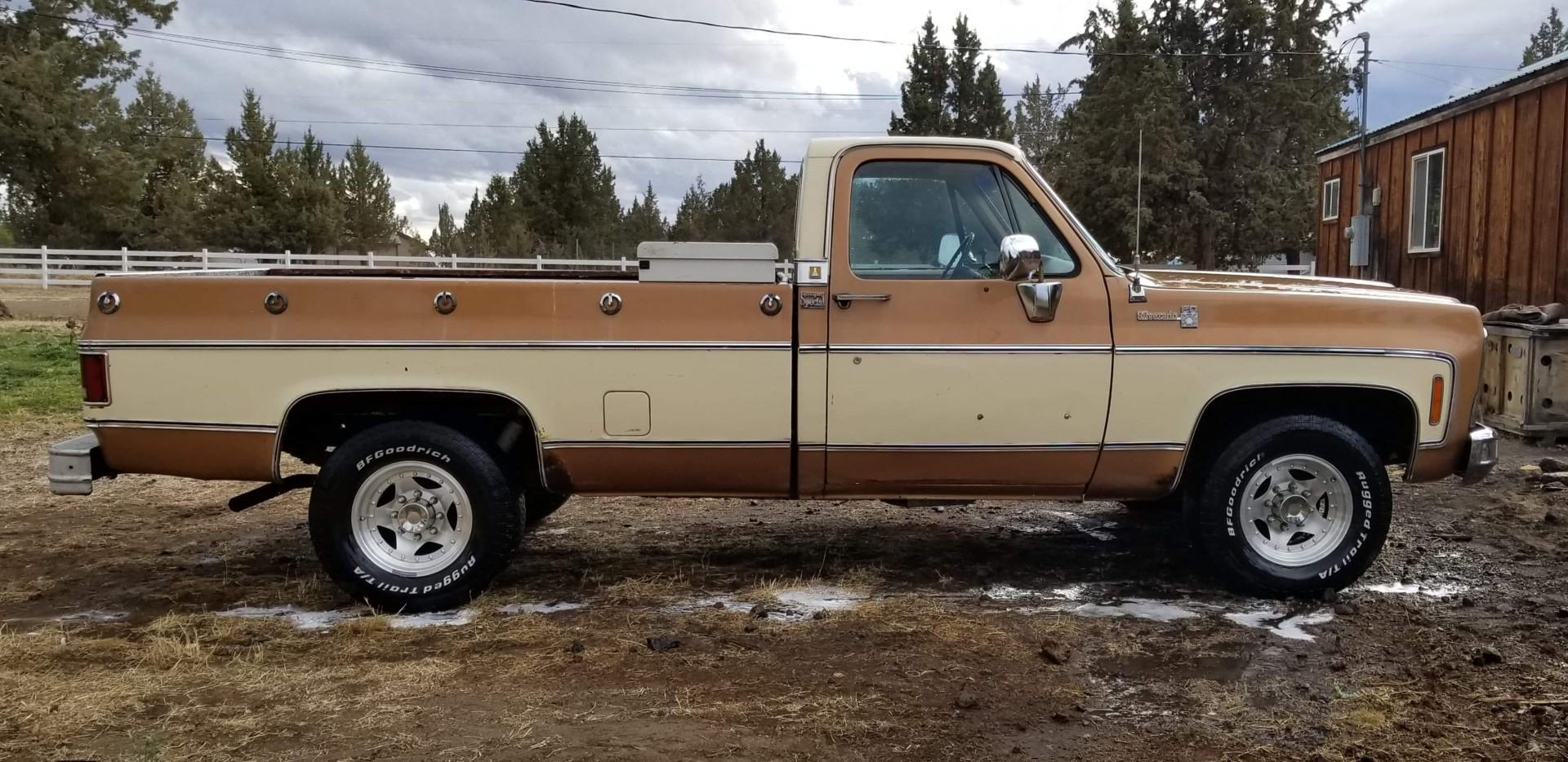 1979 Chevrolet C20 383ci (10)