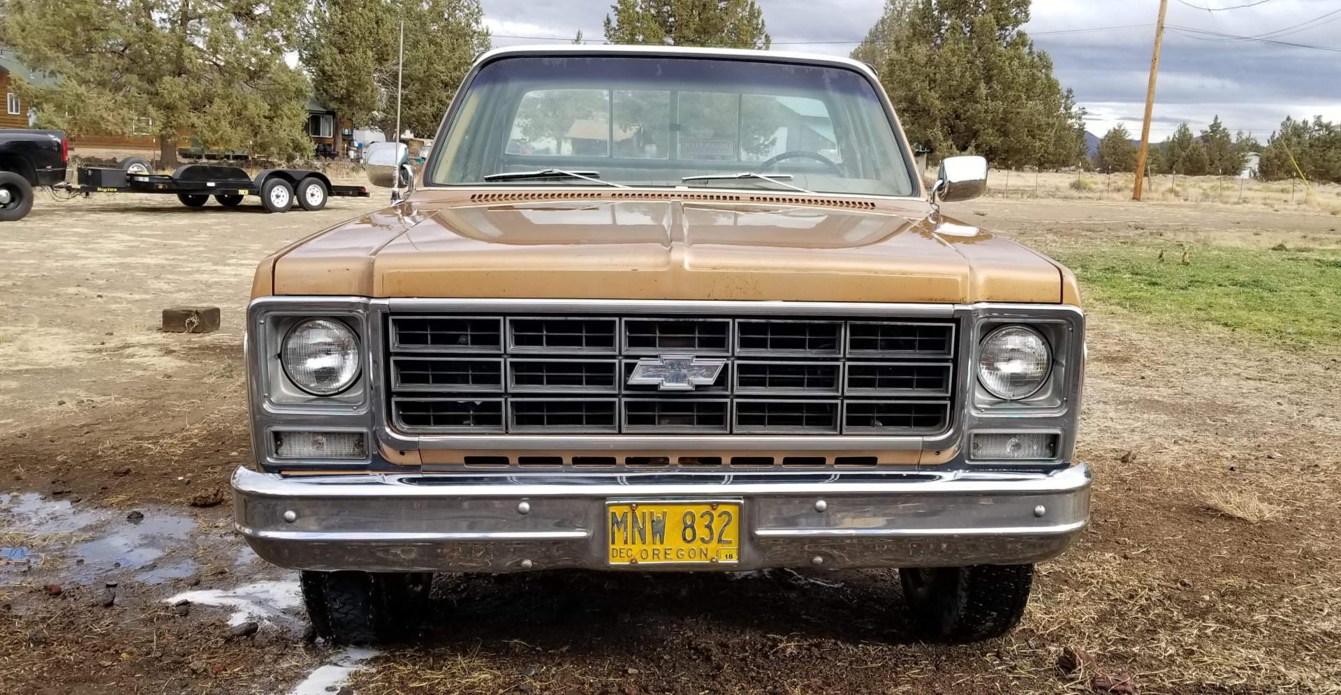 1979 Chevrolet C20 383ci (13)