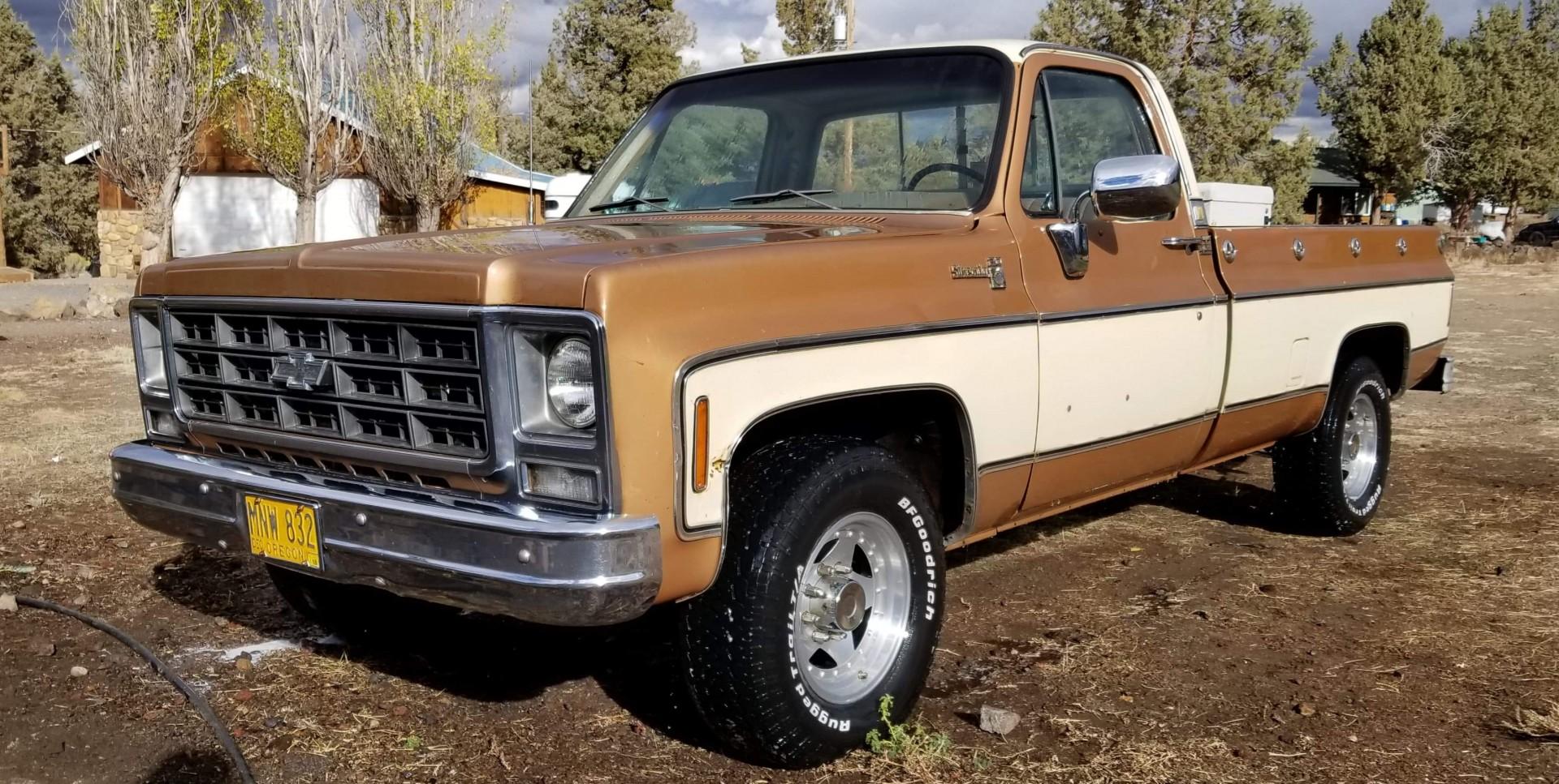 1979 Chevrolet C20 383ci (9)