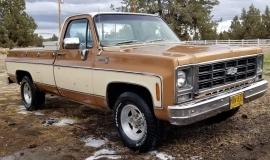 1979 Chevrolet C20 383ci (14)