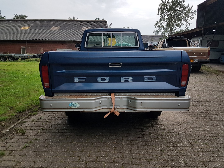 1979 Ford F150 4x4 351ci V8 (10)