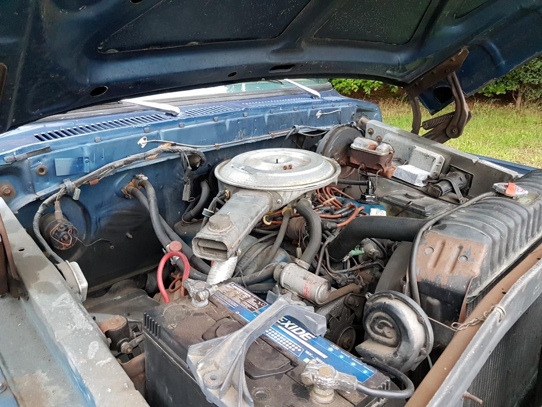 1979 Ford F150 4x4 351ci V8 (16)