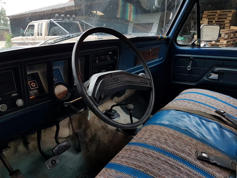 1979 Ford F150 4x4 351ci V8 (18)