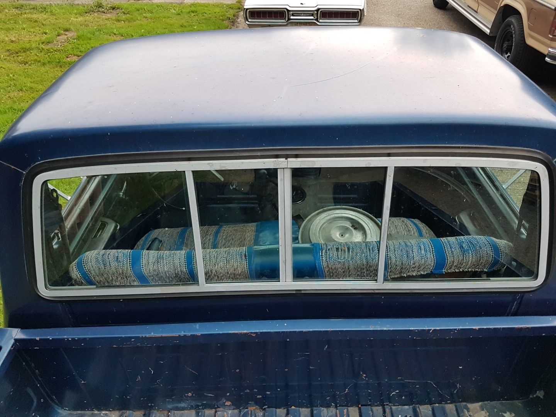 1979 Ford F150 4x4 351ci V8 (8)