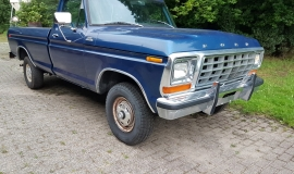 1979 Ford F150 4x4 351ci V8 (4)