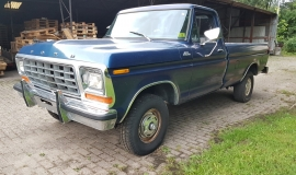 1979 Ford F150 4x4 351ci V8 (5)