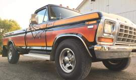 1979-Ford-F250-with-460ci-V8-and-automatic-12