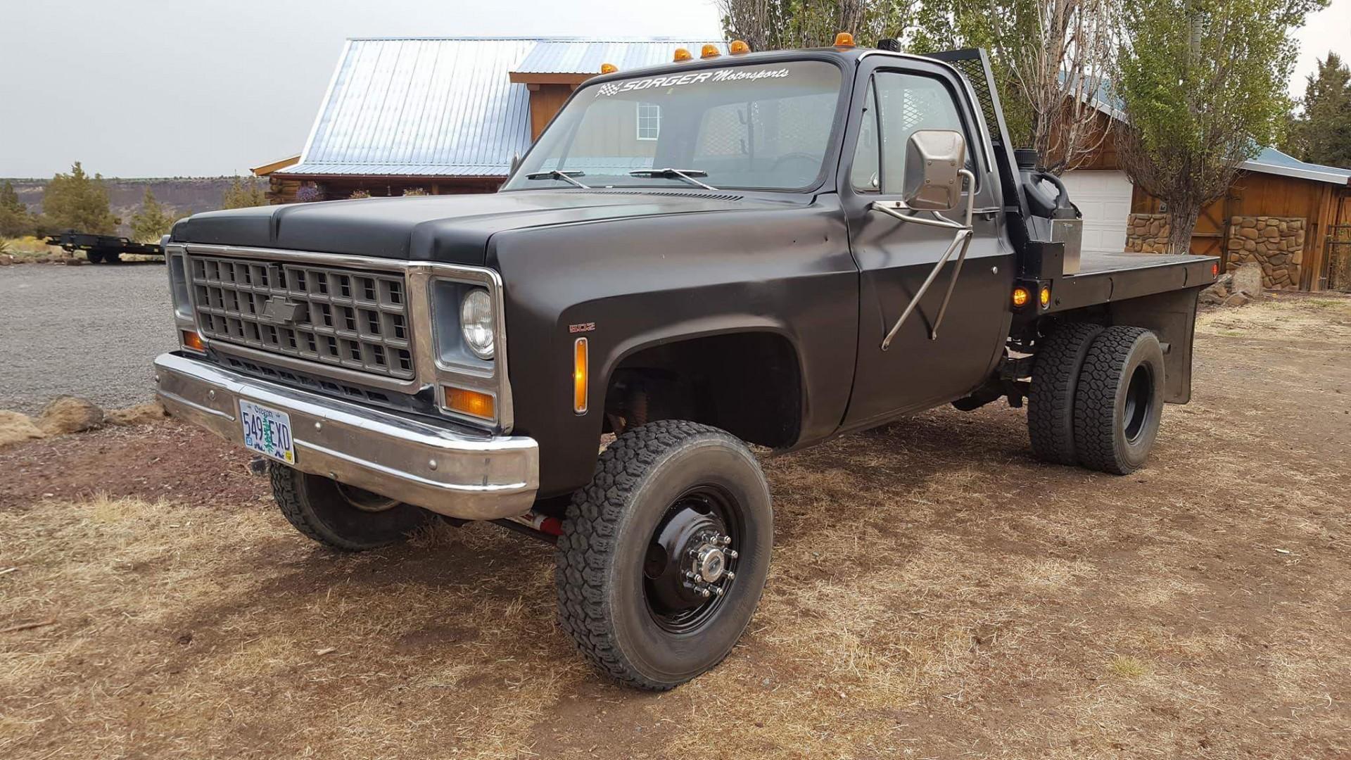1980 Chevrolet K30 - 502ci (21)