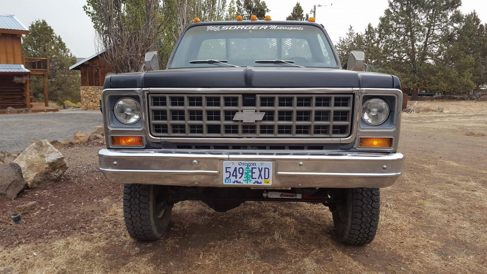 1980 Chevrolet K30 - 502ci (22)