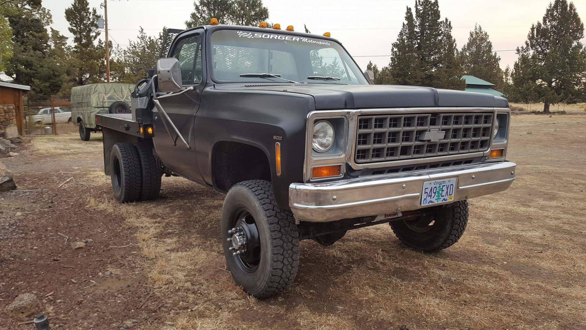 1980 Chevrolet K30 - 502ci (23)