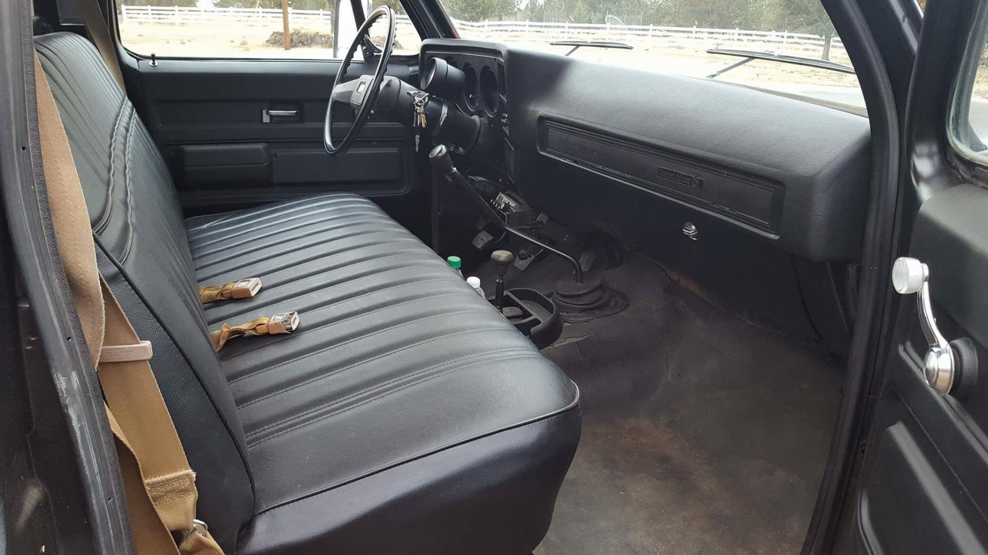 1980 Chevrolet K30 - 502ci (28)