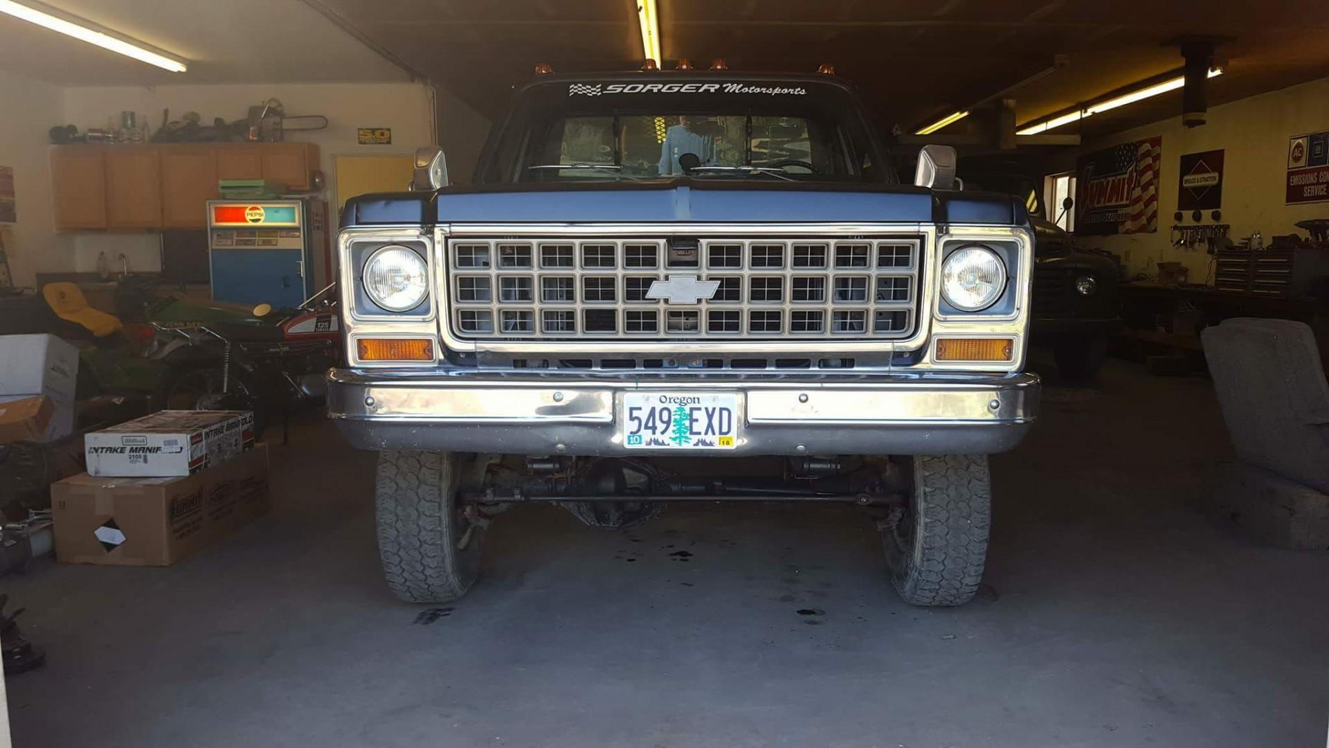 1980 Chevrolet K30 - 502ci (5)