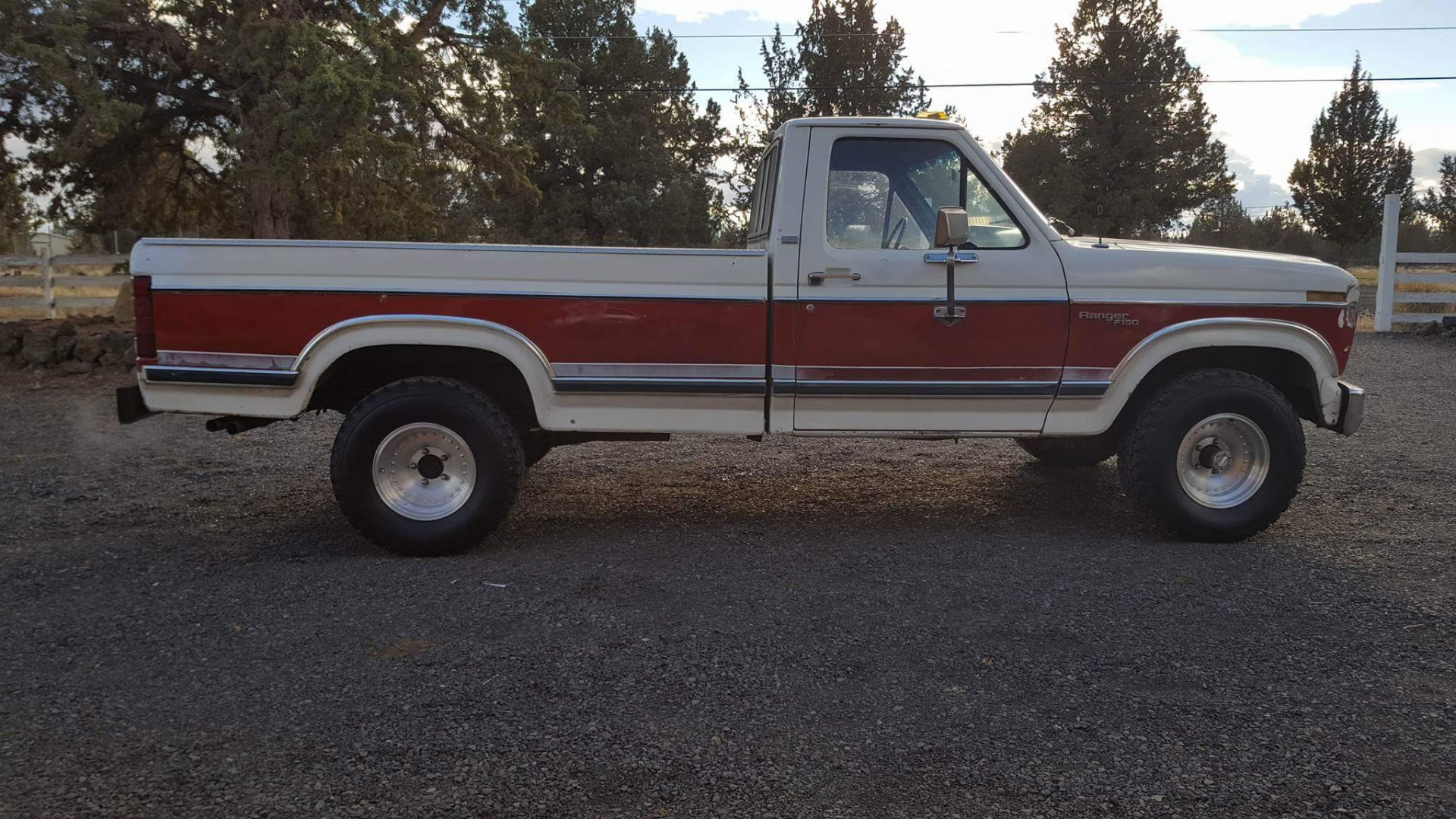 1981 Ford F150 4x4 with 351ci V8 (16)