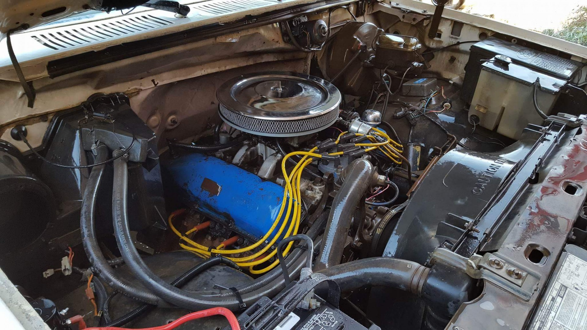 1981 Ford F150 4x4 With 351ci V8 Speed Monkey Cars