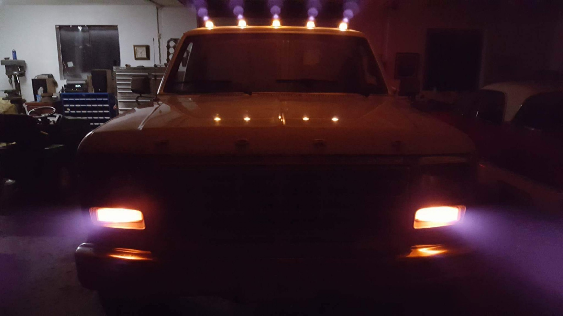 1981 Ford F150 4x4 with 351ci V8 (7)