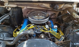 1981 Ford F150 4x4 with 351ci V8 (3)