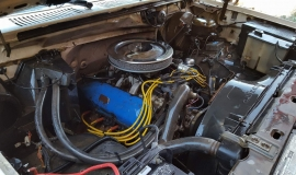 1981 Ford F150 4x4 with 351ci V8 (4)