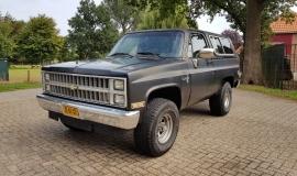 1983 Chevrolet Blazer K5 4x4 350ci (1)