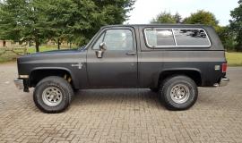 1983 Chevrolet Blazer K5 4x4 350ci (2)