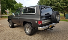1983 Chevrolet Blazer K5 4x4 350ci (3)