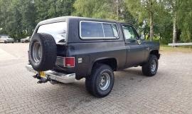 1983 Chevrolet Blazer K5 4x4 350ci (5)