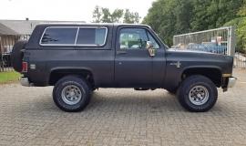 1983 Chevrolet Blazer K5 4x4 350ci (6)