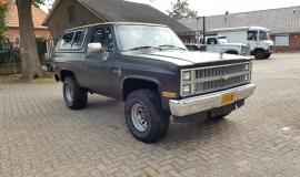 1983 Chevrolet Blazer K5 4x4 350ci (7)