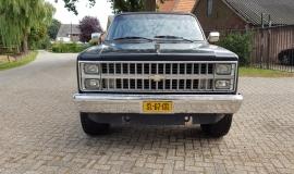 1983 Chevrolet Blazer K5 4x4 350ci (8)