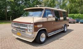 1983-Chevy-Lowtop-Van-5.0L-V8-1
