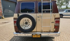 1983-Chevy-Lowtop-Van-5.0L-V8-4