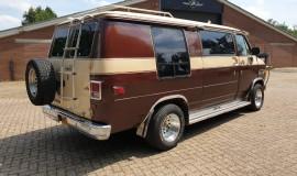 1983-Chevy-Lowtop-Van-5.0L-V8-5
