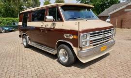 1983-Chevy-Lowtop-Van-5.0L-V8-7