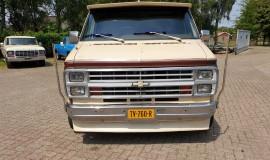 1983-Chevy-Lowtop-Van-5.0L-V8-8
