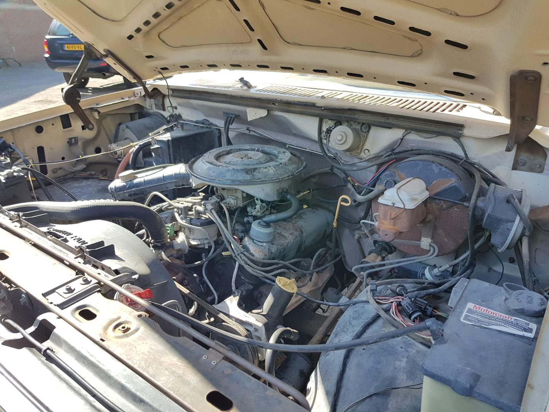 1983 Ford F150 302ci V8 (18)