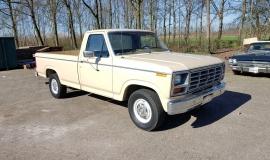 1983 Ford F150 302ci V8 (7)