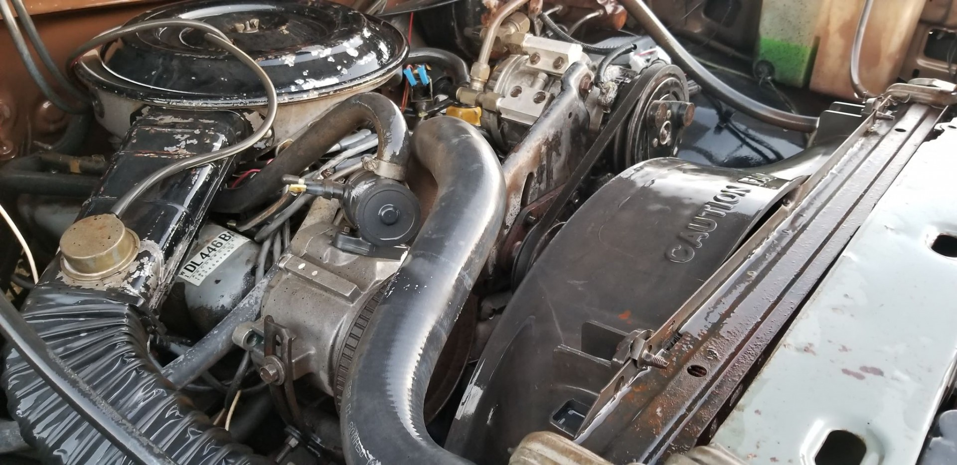 1983 Ford F250 351ci - C6 (16)
