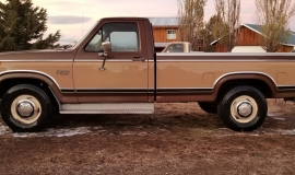 1983 Ford F250 351ci - C6 (4)