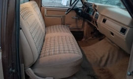 1983 Ford F250 351ci - C6 (5)