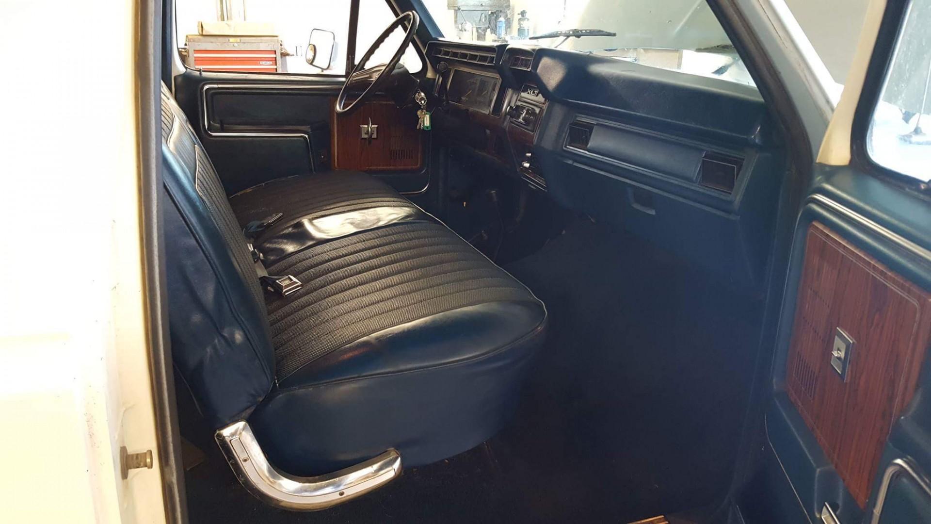 1984 Ford F150 Xlt Lariat Super Cab 4x4 351ci Ho