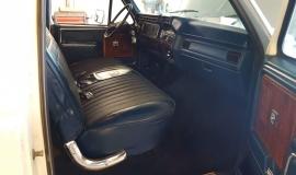 1984 Ford F150, XLT Lariat, super cab 4x4 - 351ci (10)