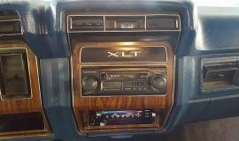 1984 Ford F150, XLT Lariat, super cab 4x4 - 351ci (9)
