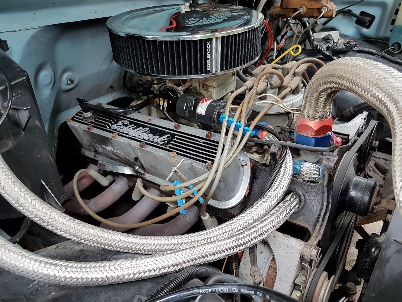 1984 Ford F250 331ci stroker V8 (4)