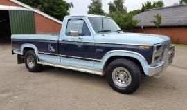1984 Ford F250 331ci stroker V8 (11)